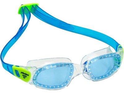 PHELPS Schwimmbrille Kinder TIBURON KID Blau