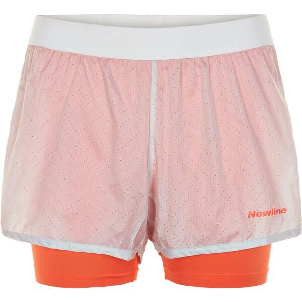 NEWLINE Damen Shorts Black 2-Lay