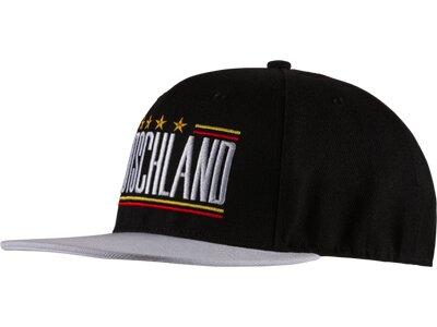 INTERSPORT Herren Fan-Kopfbedeckung CAP BRD SNAPCAP GESCHLOSSEN Schwarz