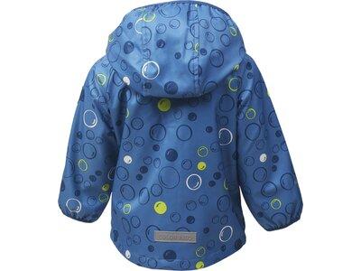 COLOR KIDS Kinder Funktionsjacke Veast Blau