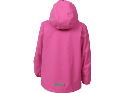 COLOR KIDS Kinder Funktionsjacke Barkin Pink