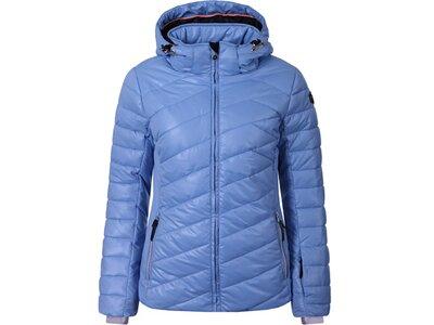 ICEPEAK Damen Skijacke CELESTE Blau