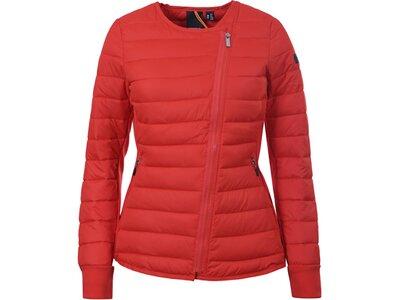 ICEPEAK Damen Jacke CAROL Rot