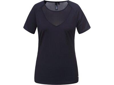 ICEPEAK Damen T-Shirt CAMILLA Schwarz