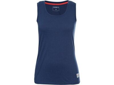 ICEPEAK Damen Shirt SISALIA Blau