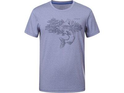 ICEPEAK Herren T-Shirt SAIF Grau