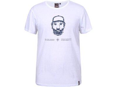 ICEPEAK Herren T-Shirt LEIF Weiß