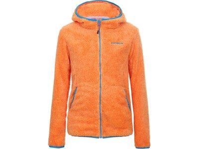 ICEPEAK Kinder Fleecejacke LINDSAY JR Orange