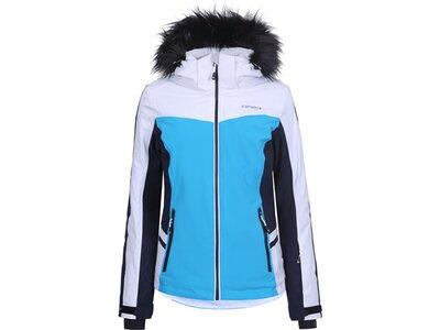 ICEPEAK Damen Skijacke FLORENCE Blau
