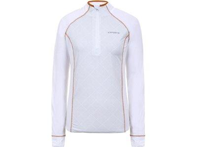 ICEPEAK Damen Shirt DARHART Grau