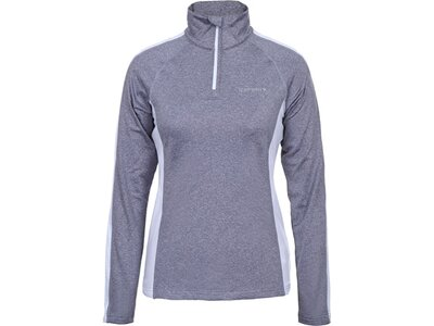 ICEPEAK Damen Shirt FRANCONIA Grau