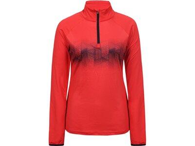 ICEPEAK Damen Shirt FINE Rot