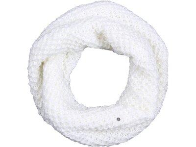 ICEPEAK Damen Schal HALLS Weiß