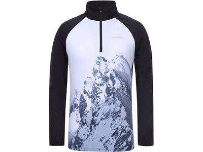 ICEPEAK Herren Shirt FRISCO Weiß