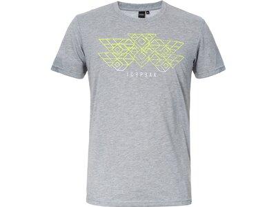 ICEPEAK Herren T-Shirt PAXTER Grau