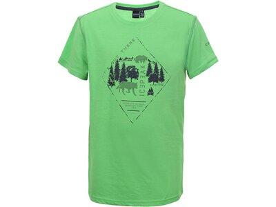ICEPEAK Kinder T-Shirt KEENE JR Grün