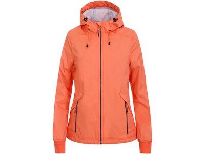 ICEPEAK Damen Jacke CAMERON Orange
