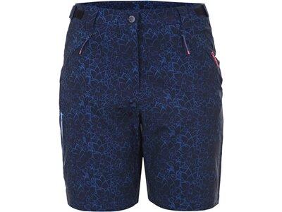 ICEPEAK Damen Shorts BEAUFORT Blau