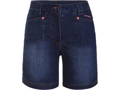 ICEPEAK Damen Shorts BLISSFIELD Blau