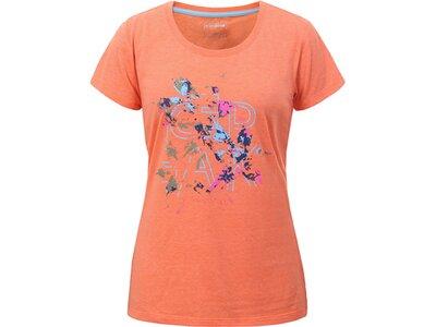 ICEPEAK Damen T-Shirt CLYDE Orange