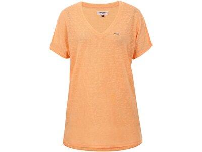 ICEPEAK Damen Pullover MARYVILLE Orange