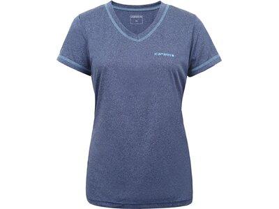 ICEPEAK Damen T-Shirt BEASLEY Blau