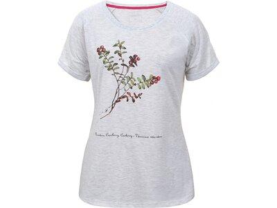 ICEPEAK Damen T-Shirt BLYTHE Weiß