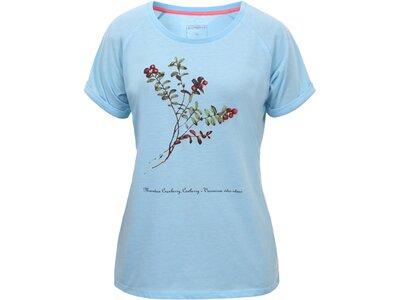 ICEPEAK Damen T-Shirt BLYTHE Blau