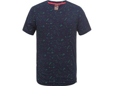 ICEPEAK Herren Shirt EP AHAUS Blau