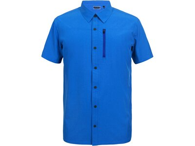 ICEPEAK Herren Hemd BEEVILLE Blau