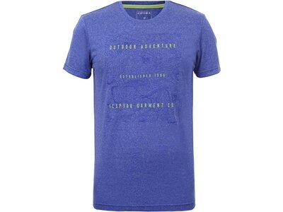 ICEPEAK Herren T-Shirt Blau