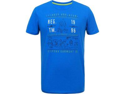 ICEPEAK Herren Shirt BARTLETT Blau