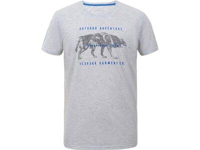 ICEPEAK Herren T-Shirt Weiß