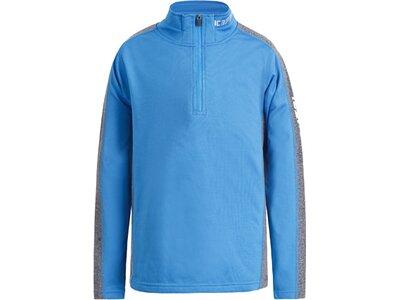 ICEPEAK Kinder Shirt FLEMINTON JR Blau