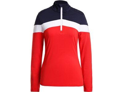 ICEPEAK Damen Shirt FINDLAY Rot