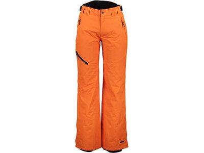 ICEPEAK Herren wattierte Hose COLMAN Orange