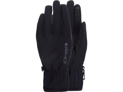 ICEPEAK Handschuhe HUSTONVILLE Schwarz