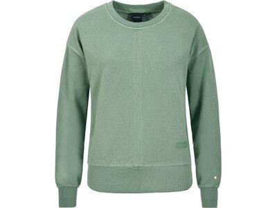 ICEPEAK Damen Sweatshirt ELSINORE Grün