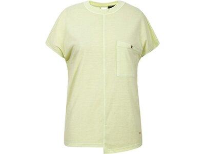 ICEPEAK Damen T-Shirt ELLISVILLE Braun