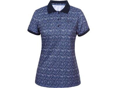 ICEPEAK Damen Poloshirt SADAH Blau