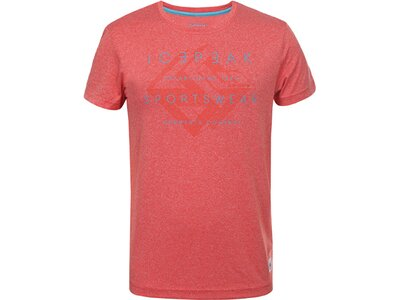 Icepeak T-Shirt Rot