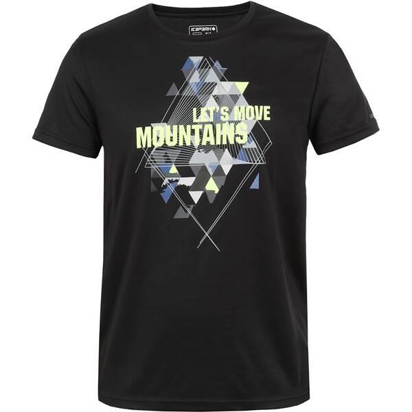 ICEPEAK Damen T-Shirt GARRETH