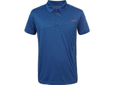 ICEPEAK Herren Poloshirt SHARPA Blau