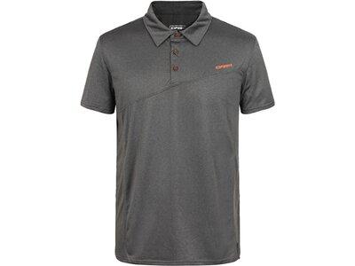 ICEPEAK Herren Poloshirt SHARPA Grau