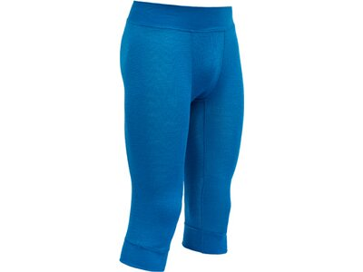 DEVOLD Herren WOOL MESH 3/4 LONG JOHNS Blau