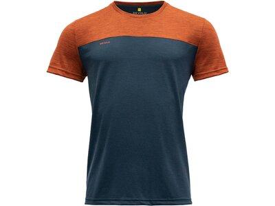 DEVOLD Herren T-Shirt NORANG Orange