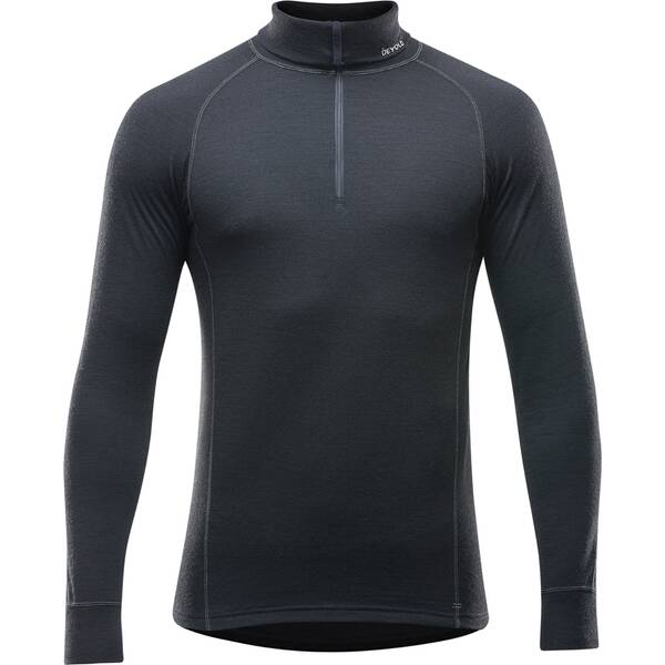 DEVOLD Herren Unterhemd DUO ACTIVE ZIP NECK