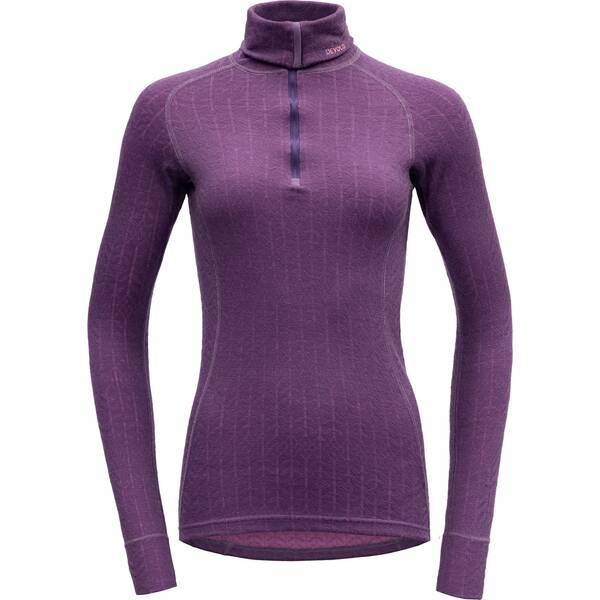 DEVOLD Damen Unterhemd DUO ACTIVE ZIP NECK