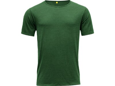 DEVOLD Herren T-Shirt SULA Grün