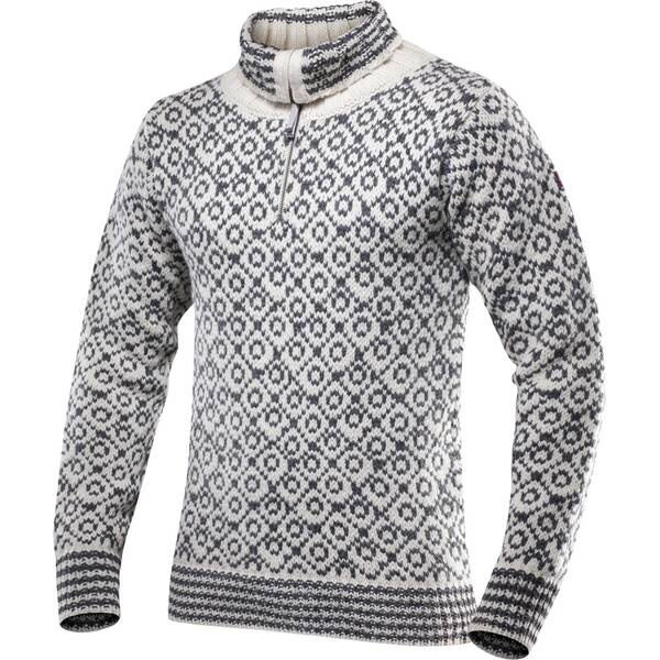 DEVOLD Herren Pullover SVALBARD SWEATER ZIP NECK